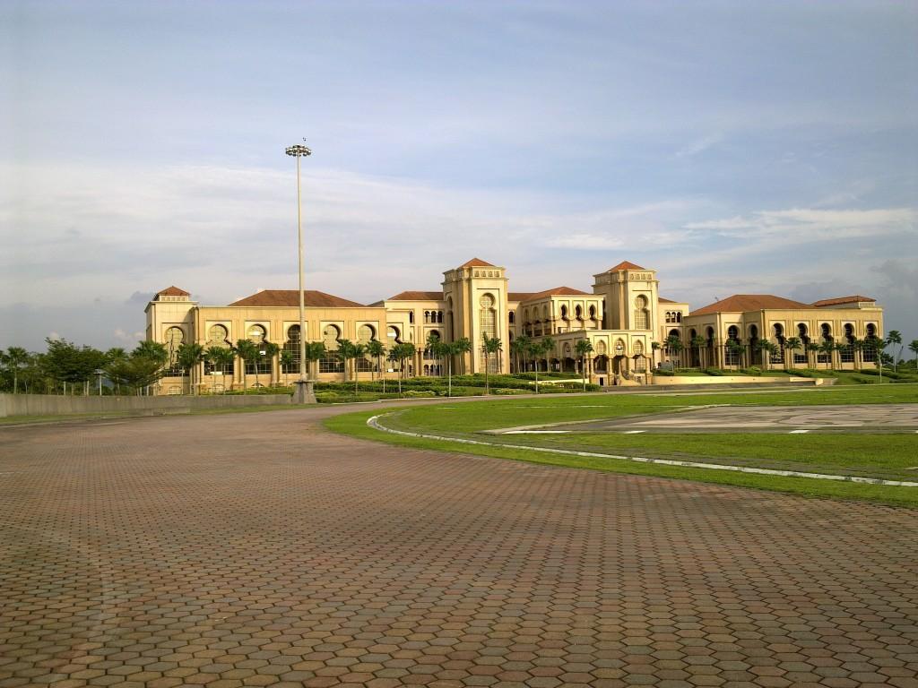 Sultan Ibrahim Building,JSNAC State Admin Building, Nusajaya-Johor -Nearby Legoland