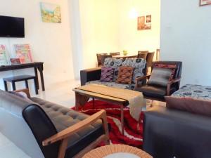 Homestay Dekat Legoland : Living Room
