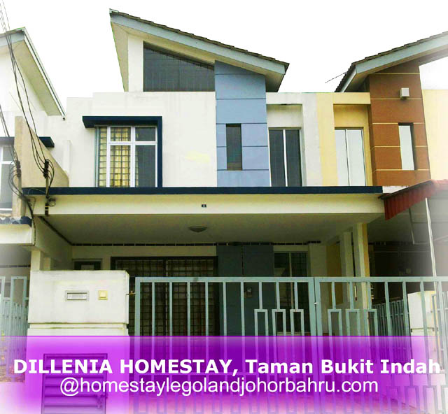 Homestay Near Legoland Malaysia with the Best Facilities, Surrounding Neighbourhood and Public Transport Around Nusajaya and Johor Bahru