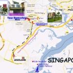 Homestay Legoland Malaysia  Maps to Legoland Johor