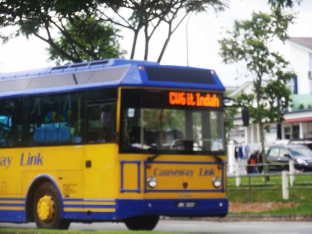 Homestay Legoland Malaysia Public Transport