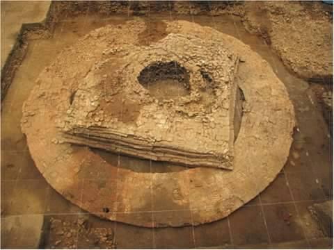 Penemuan tapak Sungai Batu Kedah 387 tahun Sebelum Nabi Isa