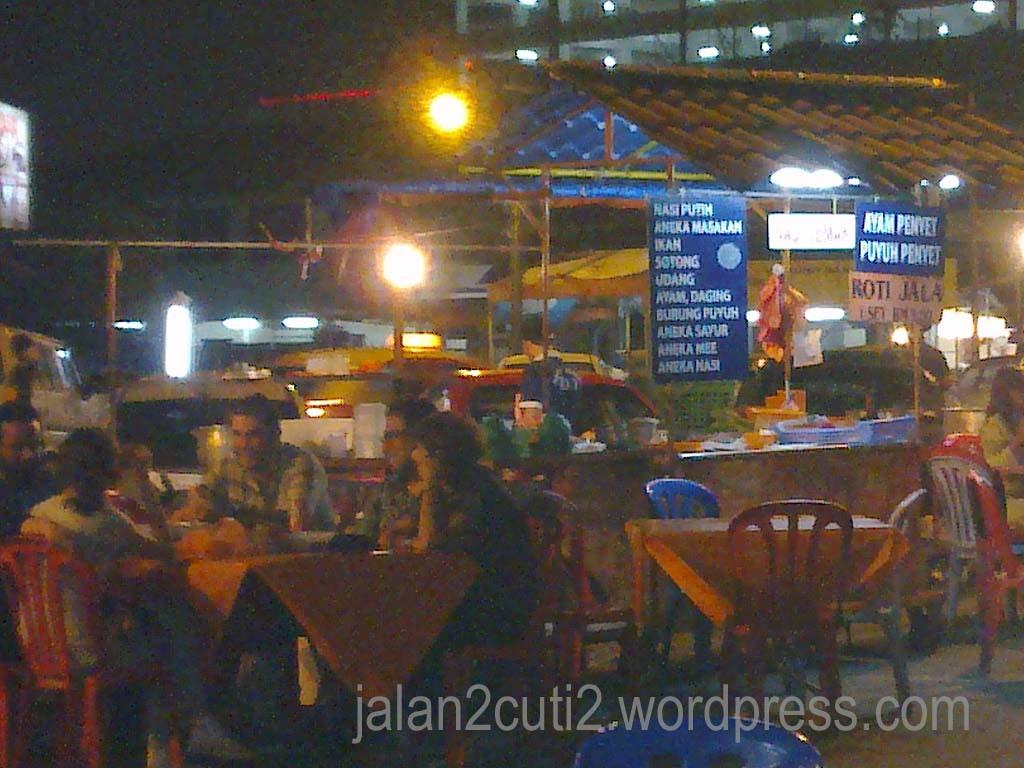 Makan best di Johor Bahru selepas ke Legoland Malaysia