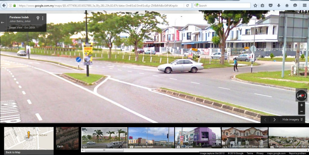 bus-stop-jalanindah10-4 : rt-to-homestay-near-legoland-malaysia