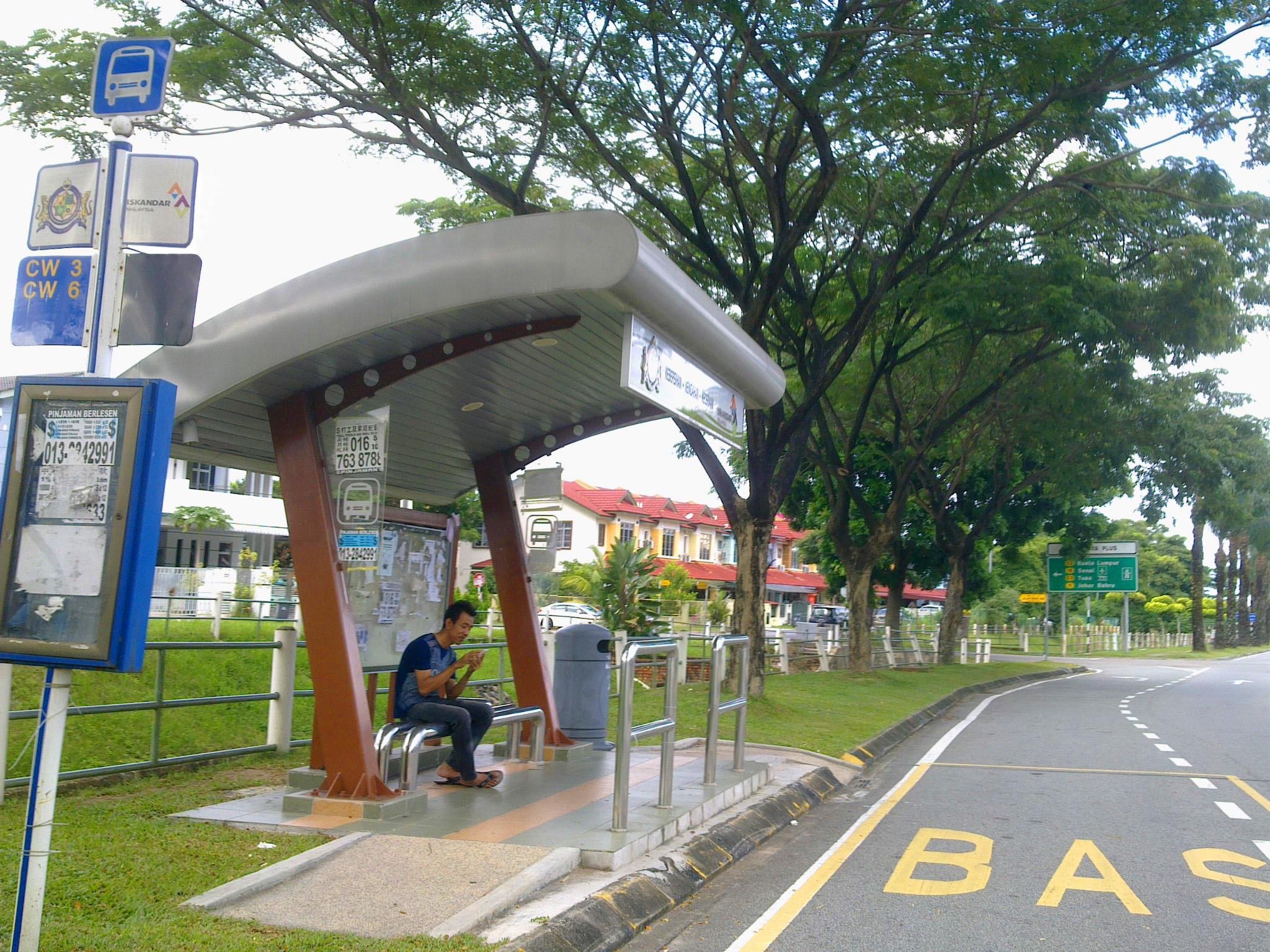 Guesthouse Homestay Near Legoland Malaysia Nusajaya Johor Bahru Tiket 01 Day Combo Theme Park Water Anak 3 11 Bus Stop