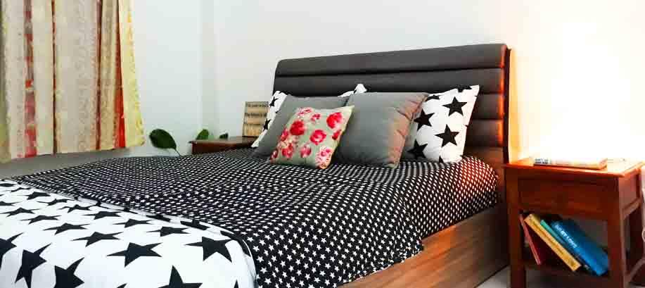 Slide # 29 : Master Bedroom w/ Air Con