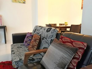 Homestay dekat Legoland Malaysia : Living Room Downstair