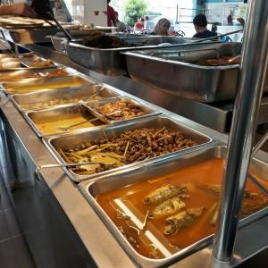 tempat makan near legoland malaysia homestay-dillenia Homestay- restoran Mak Teh Johor Bahru